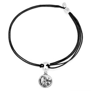 Alex and Ani | Cat Kindred Cord Silver