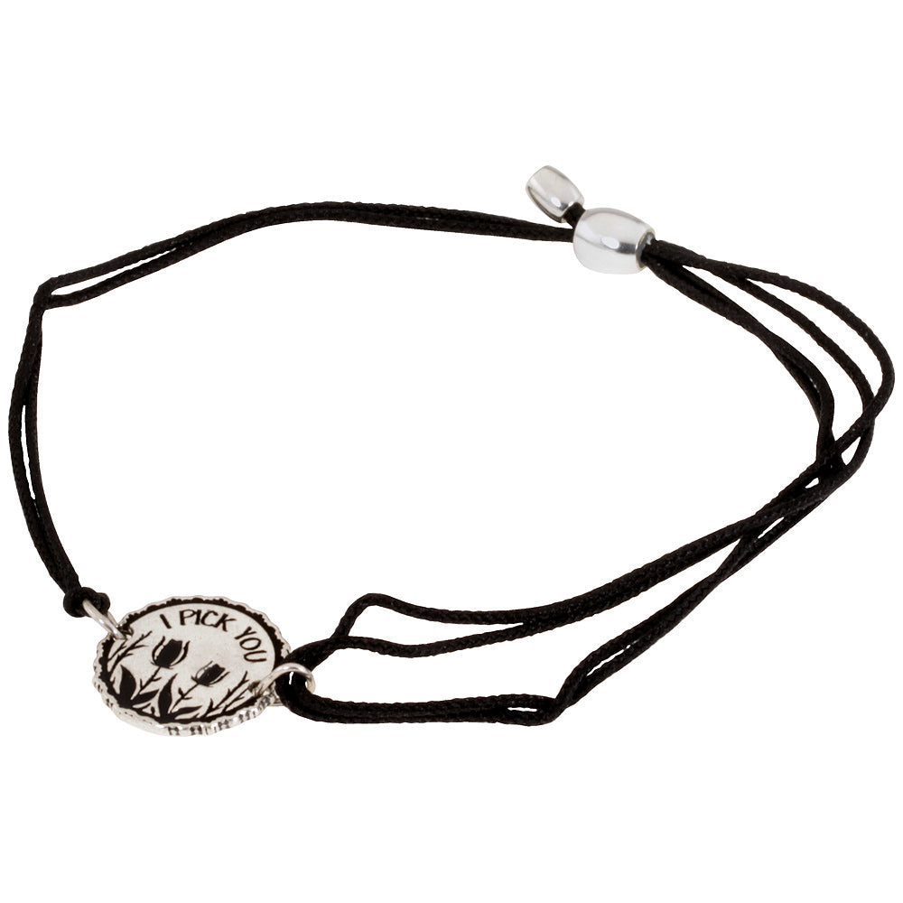 Alex and Ani | I Pick You Kindred Cord Silver