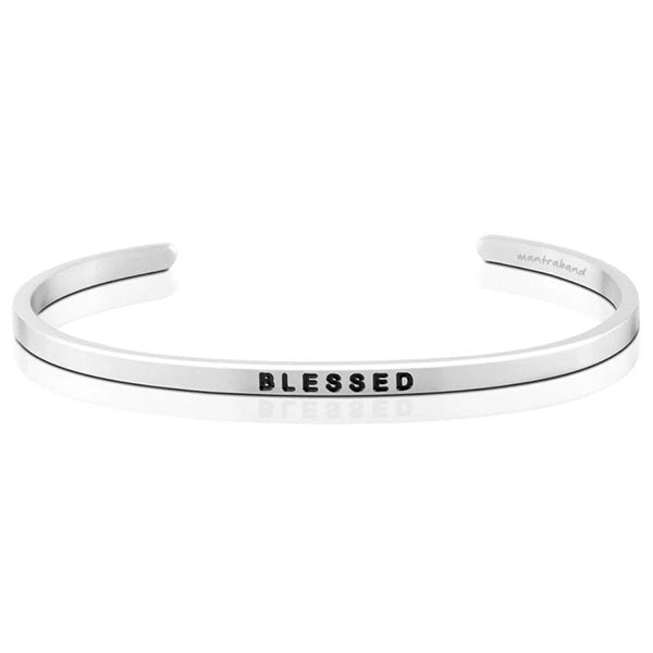 MantraBand | Blessed Cuff Bracelet