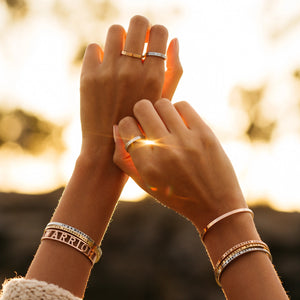 MantraBand | You Are My Sunshine Cuff Bracelet