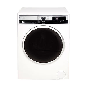 Euromaid EBFW900 9 kg Front Load Washer with Brushless DC Motor (White)