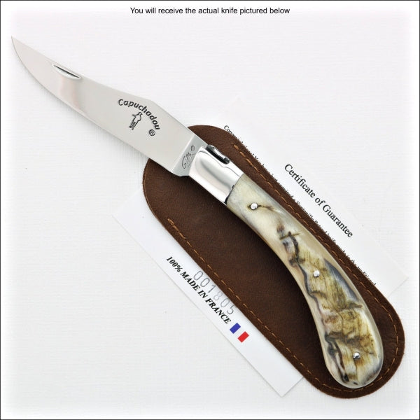 Capuchadou Pocket Knives by Fontenille Pataud.