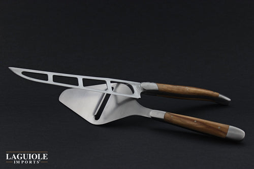 LAGUIOLE BREAD - BUTTER & CHEESE KNIVES