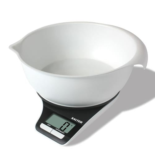 Salter Salter Kitchen Scale with Bowl