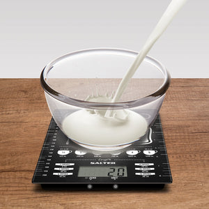 Salter Salter Conversion Table Electronic Scale 5kg