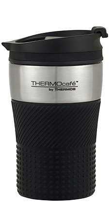 THERMOcafé™ 200ml THERMOcafé™ Vacuum Insulated Travel Cup - Black