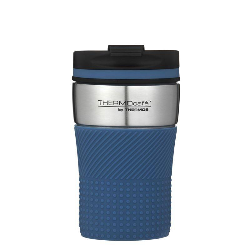 THERMOcafé™ 200ml THERMOcafé™ Vacuum Insulated Travel Cup - Dark Blue