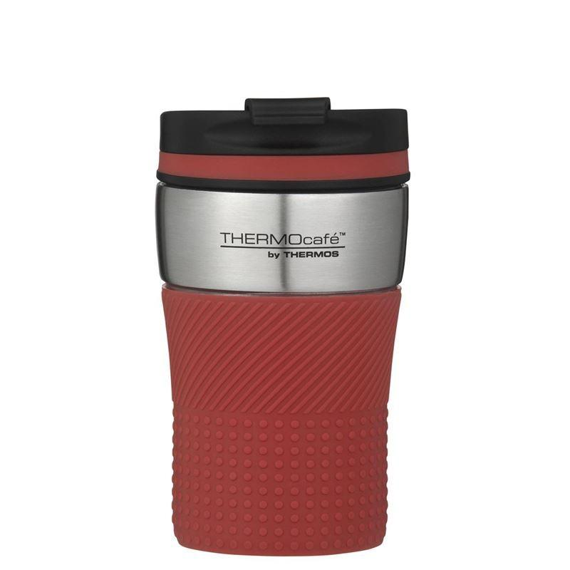 THERMOcafé™ 200ml THERMOcafé™ Vacuum Insulated Travel Cup - Dark Red