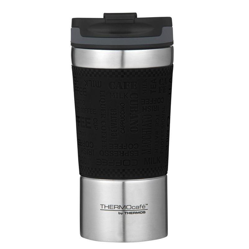 THERMOcafé™ 350ml THERMOcafé™ Vacuum Insulated Travel Cup - Black