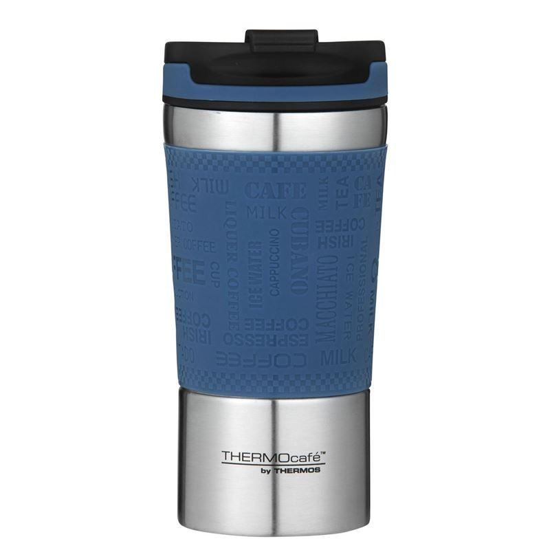 THERMOcafé™ 350ml THERMOcafé™ Vacuum Insulated Travel Cup - Dark Blue
