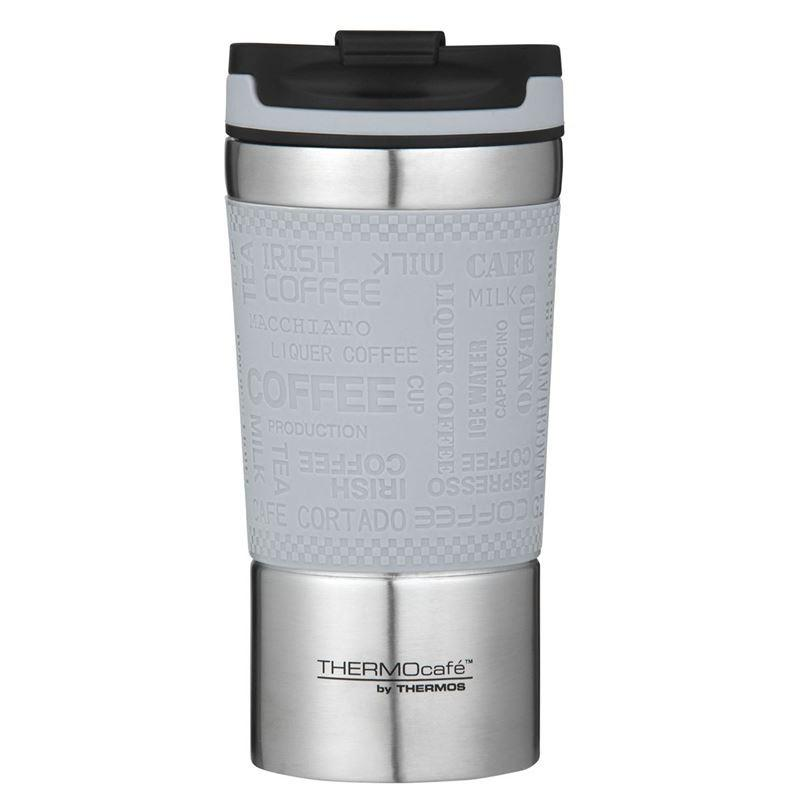 THERMOcafé™ 350ml THERMOcafé™ Vacuum Insulated Travel Cup - Grey