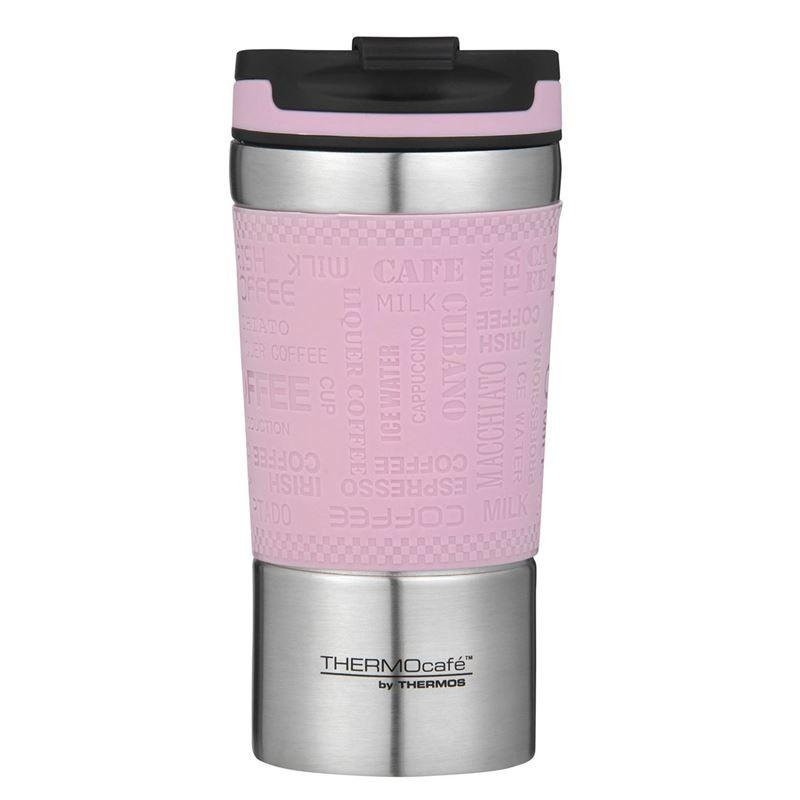 THERMOcafé™ 350ml THERMOcafé™ Vacuum Insulated Travel Cup - Pink