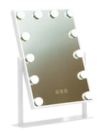 Homedics Illuminated Glamour  Vanity Mirror – White
