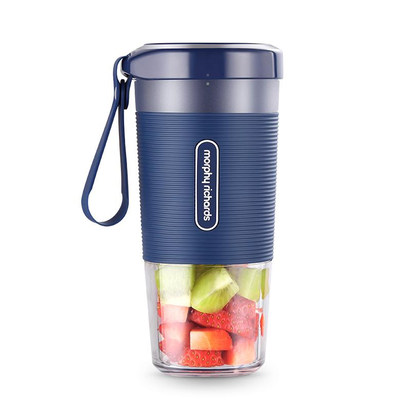 MORPHY RICHARDS Personal Blender Navy Blue