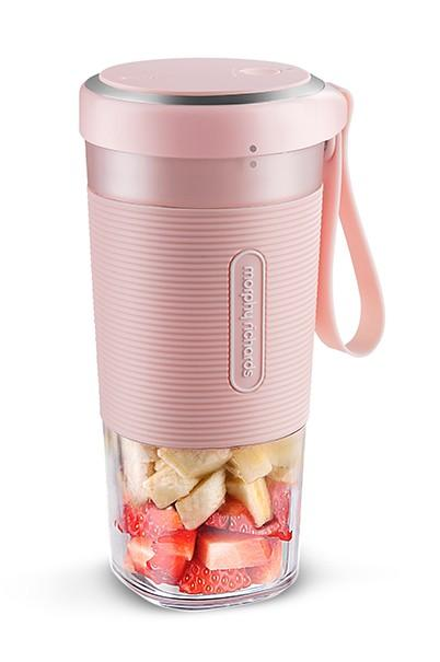 MORPHY RICHARDS Personal Blender Pink