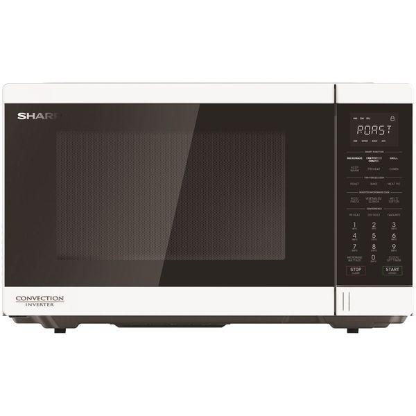 SHARP 1100W Inverter Convection Microwave