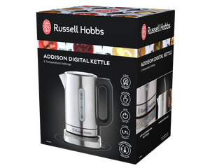 Russell Hobbs Addison Kettle Stainless Steel