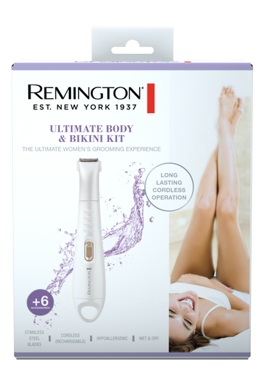 Remington Trim & Shave™ Ultimate Body & Bikini Kit