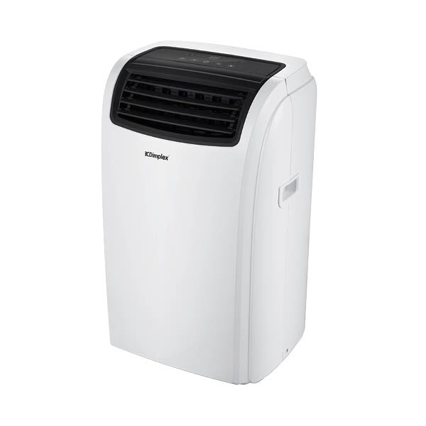 Dimplex DCPAC14C 4kW Portable Air Conditioner w/Dehumidifier - White/Matt Black finish