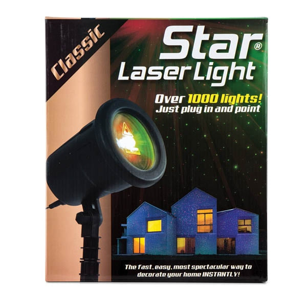 BrandDevelopers SLLCLS STAR LASER LIGHT