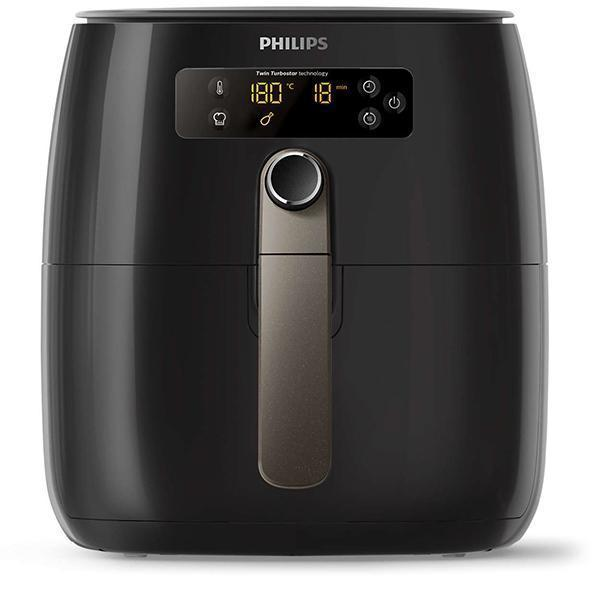 Philips Airfryer Twin TurboStar Digital , Double Layer
