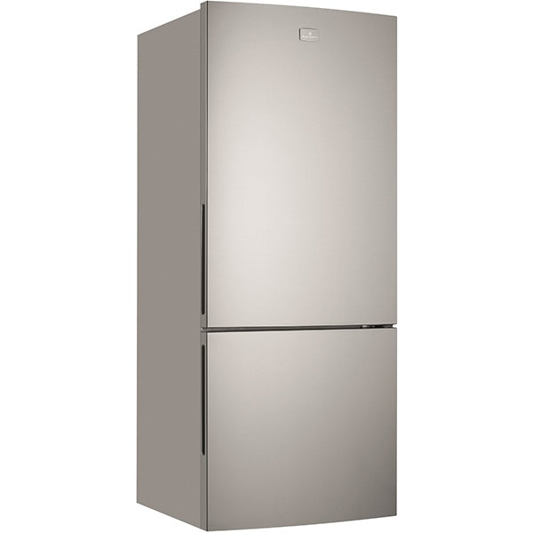 Kelvinator KBM4502AA 450 Litre Arctic Silver Bottom Mount Fridge