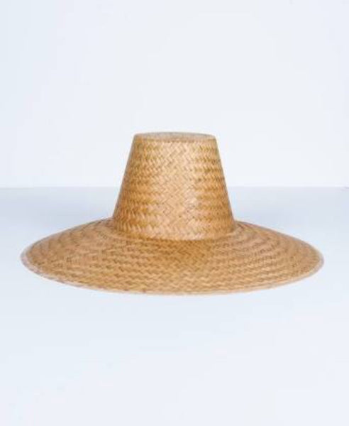 Surfer Cooked Straw Hat