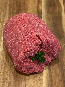 Grass Fed Premium Beef Mince