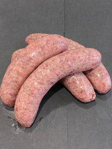 4x Honey Lamb and Rosemary Sausages