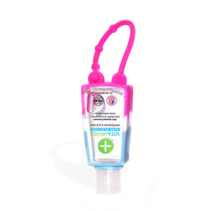 Hand Sanitizer (70% Alcohol Gel) Travel Size w/Case