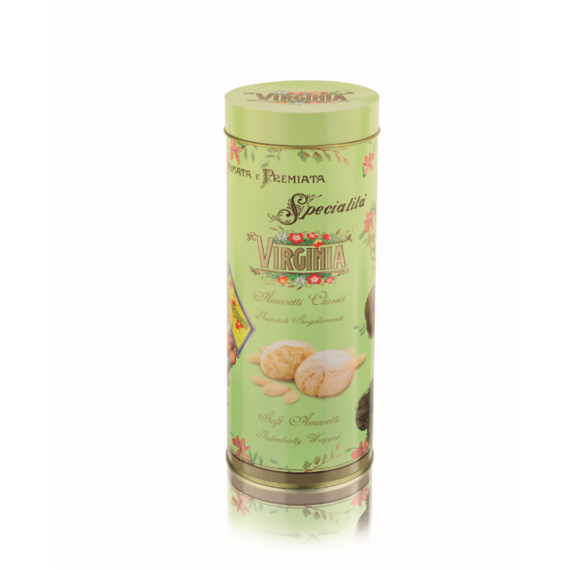 Amaretti Virginia 140g Tin
