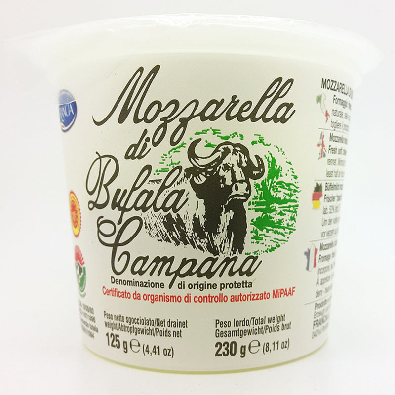 Freshly Imported Buffalo Mozzarella