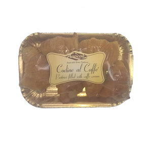 Codine Pastries Filled With Coffee Cream 200g