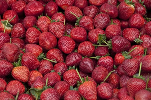 Strawberries - 400g