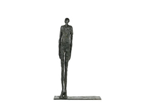 "Bronze sculpture ""Souviens-toi"" by Nancy Vuylsteke de Laps"