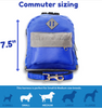 MyBoneBag Backpack Harness Size Chart