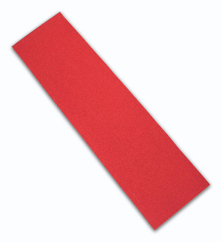 JESSUP PANIC RED SINGLE SHEET GRIPTAPE 9.0""