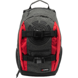 BACKPACK ELEMENT MOHAVE CHARCOAL HEATHER/RED