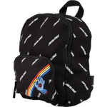 Santa Cruz Skateboards Strip Storm Mini Black Backpack - One Size Fits All