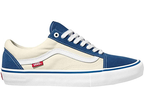 VANS OLD SKOOL PRO STY NAVY/CLASSIC WHITE