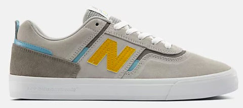 New Balance Numeric 306 Grey/Yellow