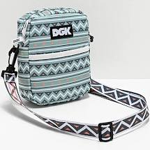 DGK AZTEC SHOULDER BAG MINT