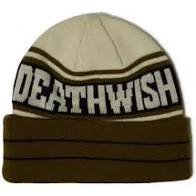 DEATHWISH THE TRUTH BEANIE OLIVE