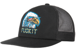 HUF FUCK IT HAT BLACK