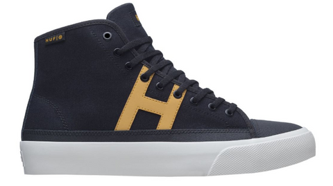 HUF HUPPER 2 HIGH BLACK