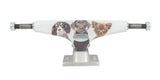 Set of Puppies Standard Krux Skateboard Trucks 8.0