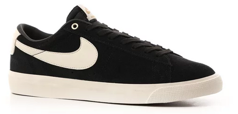 NIKE SB ZOOM BLAZER LOW BLACK SAIL