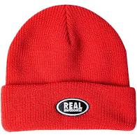 REAL OVAL CUFF BEANIE