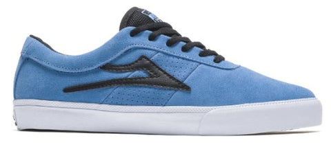 LAKAI SHEFFIELD LIGHT BLUE/BLACK SUEDE