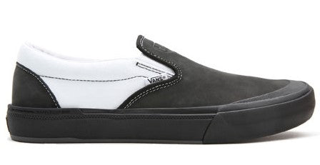 VANS BMX SLIP-ON BLACK WHITE